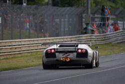 Петер Кокс, Роман Русинов, Майк Хеземанс, IPB Spartak Racing, Lamborghini Murcielago R-GT (№55)