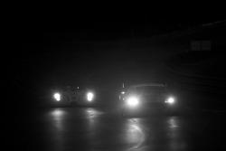 #009 Aston Martin Racing Aston Martin DBR9: David Brabham, Darren Turner, Antonio Garcia, #35 Saulni