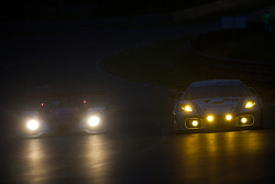 #34 Van Merksteijn Motorsport Porsche RS Spyder: Jos Verstappen, Peter Van Merksteijn, Jeroen Bleekemolen, #90 Farnbacher Racing Ferrari F430 GT: Lars-Erik Nielsen, Pierre Ehret, Pierre Kaffer