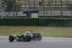 Alexander Wurz, Test Driver, Honda Racing F1 Team