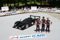 #20 Epsilon Euskadi Epsilon Euskadi Judd: Angel Burgueño, Miguel Angel de Castro, Adrian Valles