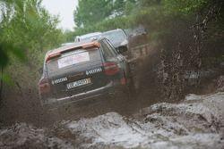 Team Hock Racing 1 Porsche Cayenne S Transsyberia : Horst Eckert, Armin Zwilling