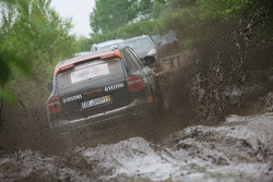 #26 Team Hock Racing 1 Porsche Cayenne S Transsyberia: Horst Eckert and Armin Zwilling