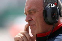 Dr. Wolfgang Ullrich, directeur des sports de Audi