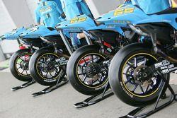 Bicicletas de carreras de Suzuki