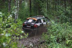 Porsche Italia Porsche Cayenne S Transsyberia : Antonio Tognana and Carlo Cassina
