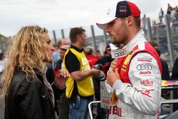 Martin Tomczyk, Audi Sport Team Abt Sportsline, Audi A4 DTM and Christina Surer