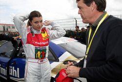 Katherine Legge, TME, Audi A4 DTM