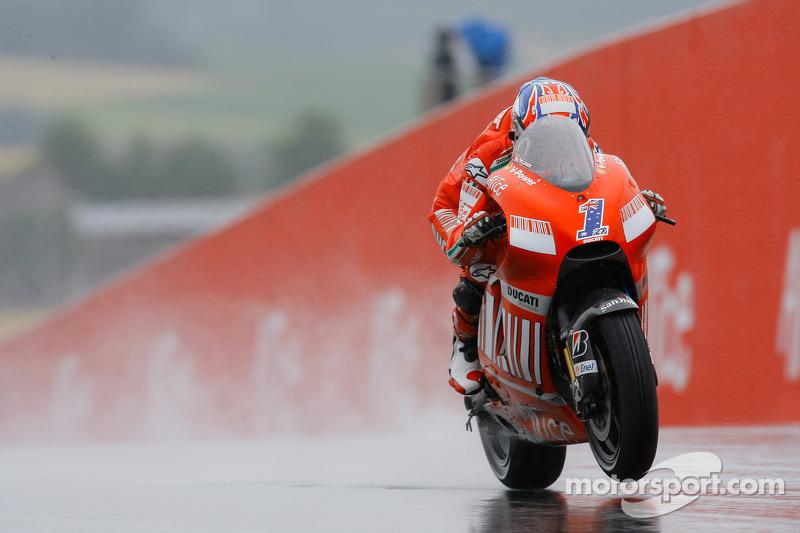 2008: Casey Stoner, Ducati Desmosedici GP8
