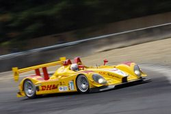 #7 Penske Racing Porsche RS Spyder: Ромен Дюма, Тимо Бернхард