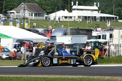 #26 Andretti Green Racing Acura ARX-01B Acura: Franck Montagny, Marco Andretti