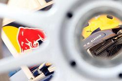Red Bull Racing showCar