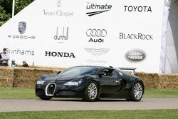 A Bugatti Veyron