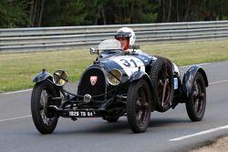 BNC 527c 1929 : Nicolas Dherbecourt, Vincent Lebesne, Vanina Ickx