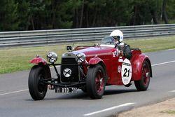 HRG 1500 1939 : Didier Marty, François Legeleux