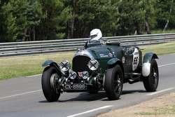 #65 Bentley 4,5 Tourer 1924: Nigel Ormond-Smith, Neil Davies