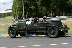 Bentley 4,5 Le Mans 1929 : Chris Guest, Philip Strickland