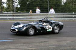 Lister Jaguar Knobbli 958 : Shaun Lynn