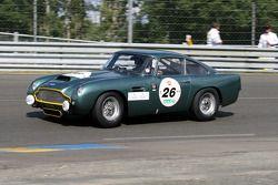 Aston Martin DB4 GT 1960 : Peter Thornton, David Garrett