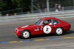 Osca 1600 GTS Zagat 1960 : Heiner Otten, Fritz Otten