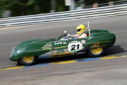 Lotus Xi 1957 : Yannick Verhille, Claude Rucheton