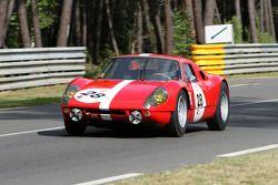 Porsche 904/6 1964 : Gareth Burnett, Geoffrey Lister