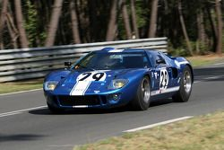 #29 Ford GT 40 1965: Hans Hugenholtz