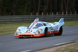 №19 Porsche 917 1971: Жан-Марк Люко, Юрген Барт