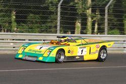 #1 Chevron B 21 de 1972: Jacques Nicolet, Pierre De Thoisy