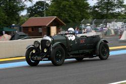 Bentley 4,5 Le Mans 1929 : Chris Guest