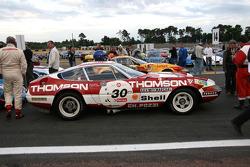 Ferrari 365 GTB4 Gr. 4 1973 : Paul Knapfield, Simon Hadfield