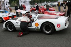 Porsche 906 1966 : Daniel Ercamer, Dominique Persyn