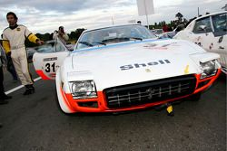 Ferrari 365 GTB4 1972 : Michel Abellan, Sébastien Boulet