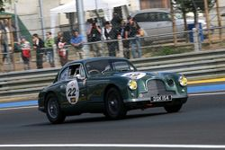 Aston Martin Db2 1952 : Tarek Mahmoud, Michel Zaccour