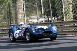 Lister Jaguar Knobbly1960 : Trevor Groom, John Chisholm