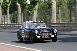 Austin Healey 3000 1961 : Fabrice Deschanel, Philippe Liechti
