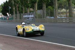 Lister Jaguar Knobbly 1958 : Chris Lunn, Christop Keith-Lucas