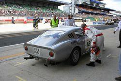 #18 Ferrari 275 GTB 1964: Carlos De Miguel, Miguel Arias Canete