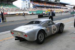 Porsche 904/6 1964 : Klaus Dieter Frers
