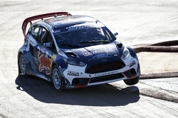 Joni Wiman, Olsbergs MSE Ford