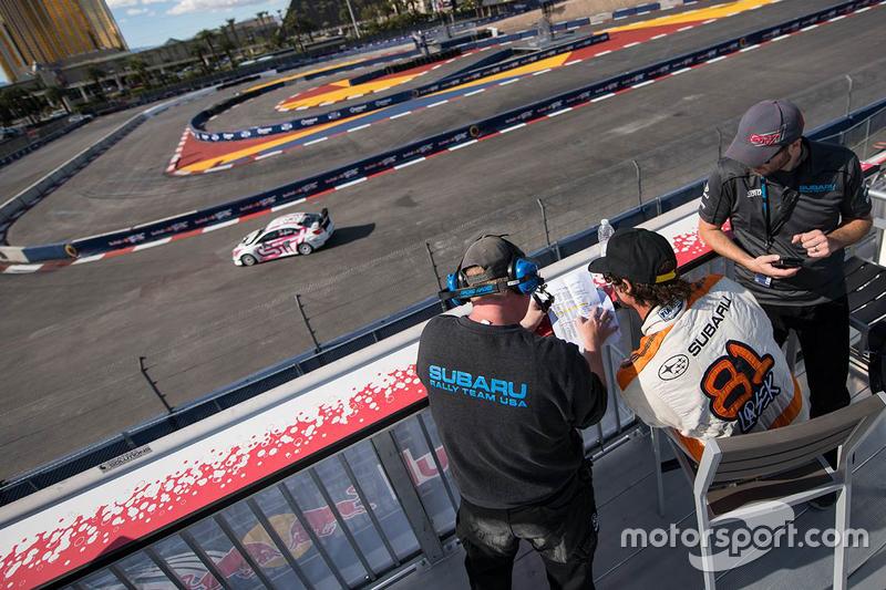 Bucky Lasek, Subaru Rally Team USA Subaru WRX Sti at GRC ...