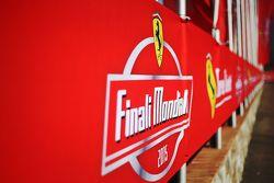 Finali Mondiali Ferrari,logo oficial