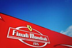 Finali Mondiali Ferrari, logo oficial