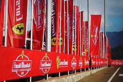 Bandeiras ao vento