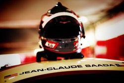 Il casco di Jean-Claude Saada, Boardwalk Ferrari