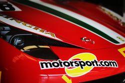#208 Ferrari of Fort Lauderdale Ferrari 458, Mike Zoi