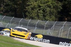 #37 Scuderia Praha Ferrari 458: Jan Danis