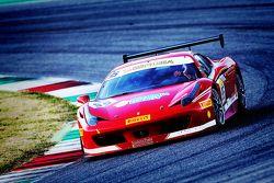 #95 Scuderia Praha Ferrari 458: Jiri Pisarik