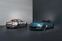 Les concepts Mazda MX-5 Spyder et Speedster