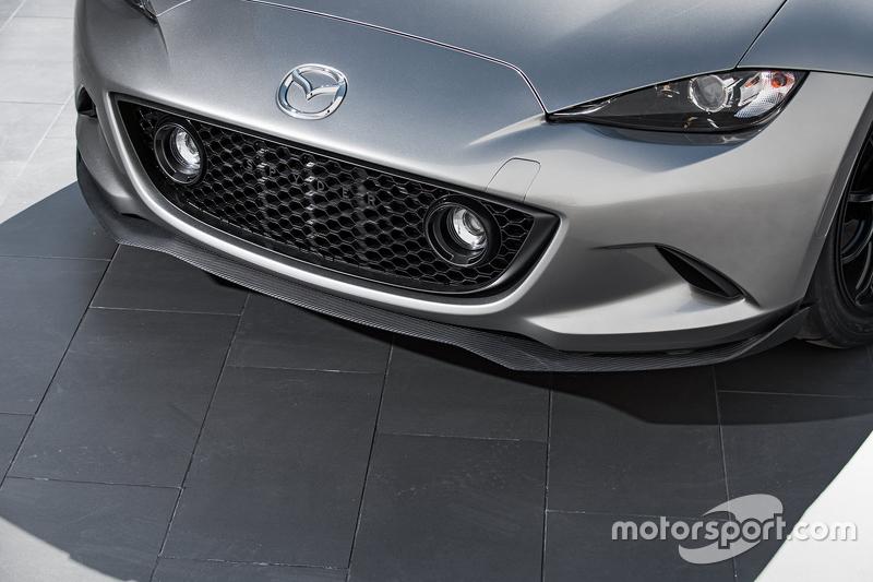 Mazda MX-5 Spyder concept at SEMA Show